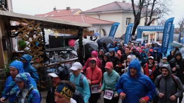 Dvjestotinjak trkača iz pet zemalja u Kastvu prkosilo kiši