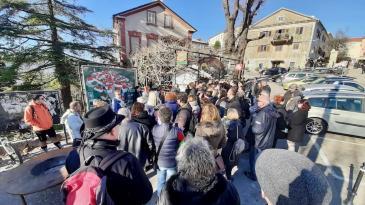 Kastav kako ga vide turisti doživjelo stotinjak okupljenih