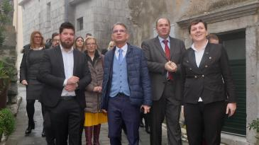 Ministar Cappelli: Kastav se razvija u kulturno središte