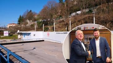 Kreće izgradnja Sportsko- rekreacijskog centra Kastav