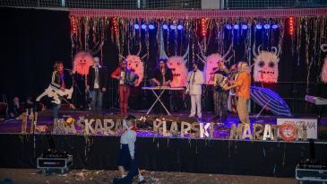 Maškarana Klapa Skalin osvojila žiri i publiku u Opatiji