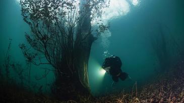 """Jeste li znali za predivno jezero koje """"nastaje i nestaje""""?"""