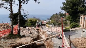 Počeli radovi na komunalnoj infrastrukturi u Glavanima