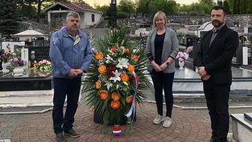 Cvijeće za sve pokojne mještane uoči Dana Općine Čavle
