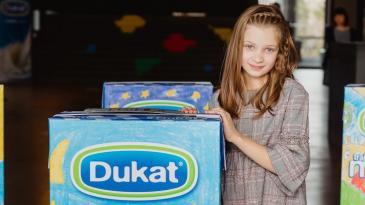 Mlada Grobnišćica crtežom ukrasila Dukatovo mlijeko