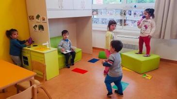 Dio kastavskih mališana danas se vratio u vrtić i školu