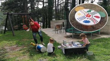 Bakarčani samoinicijativno obogatili igralište za najmlađe