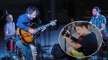 Mladi gitaristi i Zoran Majstorović Trio oduševili Kastavce
