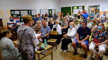 Malena Šmrika u stotinu godina dala 83 učiteljice i učitelja