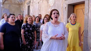 """Radojka Šverko i """"Zvijezda Danica"""" u spotu iz Kraljevice"""