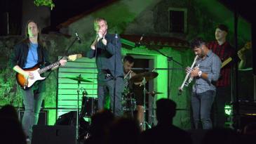 Riccardo Staraj i Midnight blues band oduševili Mošćenice