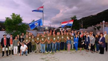 Brojni Bakrani poklonili se hrvatskim braniteljima