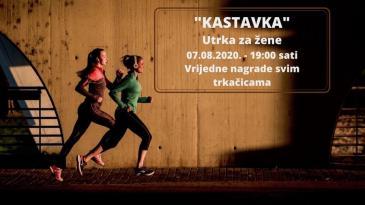 """Kastavka""- prva isključivo ženska utrka večeras u Kastvu"