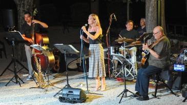 """Kastavska Fortica uživala uz """"Spart jazz quintet"""""""