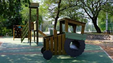Novo dječje igralište na Kukuljanovu razveselilo mališane