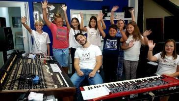 Bakarski učenici snimili prvu od tri pjesme o svom Bakru