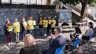 """Bakarski osnovnoškolci predstavili """"Četiri srca za Bakar"""""""