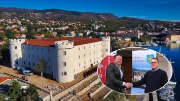 Kreće obnova atrija Frankopana vrijedna 2,4 mil. kuna