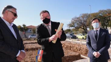 Položen kamen temeljac za POS- ove stanove u Šmriki