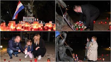 Vukovar i Škabrnja u mislima i srcima brojnih Kraljevičana