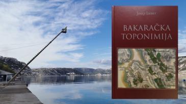 """Bakaračka toponimija""- nova knjiga Josipa Luzera"