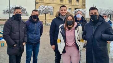 Kraljevičani volontirali u Petrinji i Glini