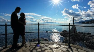 Opatiju među 16 najromantičnijih destinacija u Europi