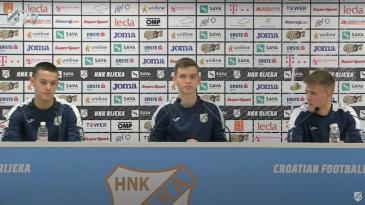 HNK Rijeka TV ugostio trojicu Grobničana