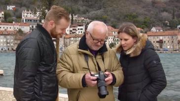 """Bakar i njegov foto natječaj u HRT- ovoj emisiji """"More"""""""