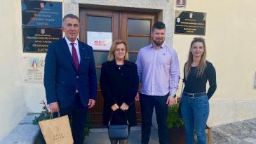 Mostarac u Gradu ugostio predstavnike albanske manjine