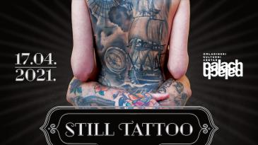 Pokaži svoje tetovaže i budi dio projekta Still Tattoo