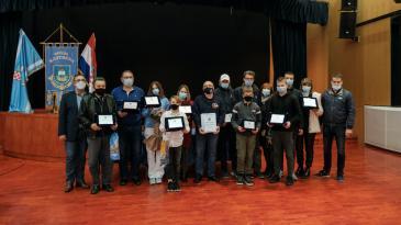 Nagrade i priznanja kostrenskim sportašima i klubovima