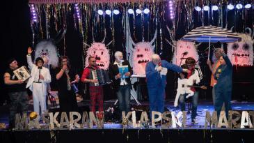 Karnevalsko ljeto u Opatiji uz Maškarani klapski maraton