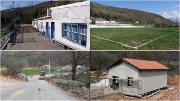 Radovi na Hroljevu, kreće obnova igrališta NK Borca