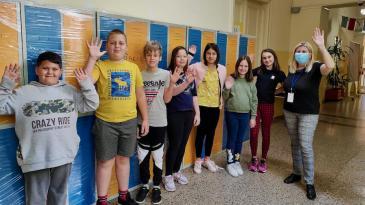 Novi ormarići razveselili bakarske osnovnoškolce