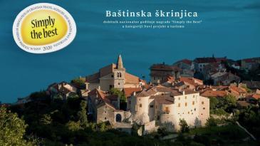 Turističkoj zajednici Grada Bakra nagrada Simply the Best