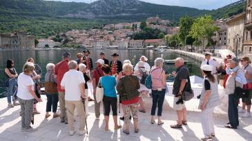 Francuski turisti otvorili sezonu izleta u Bakar