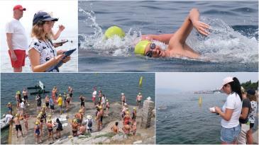 Četrdesetak plivačica i plivača natjecalo se u Kostreni