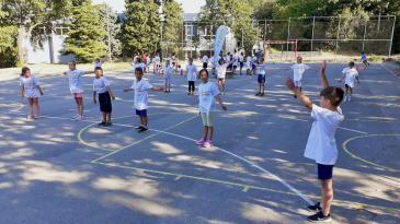"""Kraljevička škola u projektu """"Sportski praznici 2021."""""""
