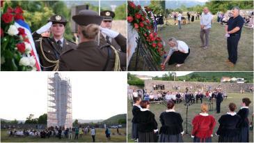 Grobničani pamte podhumske žrtve i obnavljaju spomenik