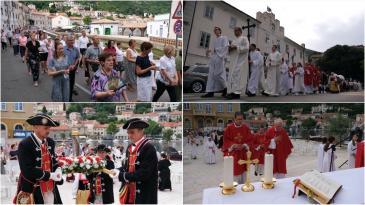 Bakrani u čast svete Margarete prošetali Primorjem