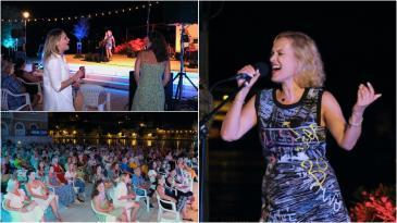 Bakarski Žal ribara večeras je pjevao i plesao uz Vannu