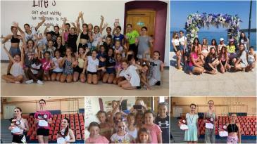 Na kraljevičkom plesnom kampu plesači iz cijele Hrvatske