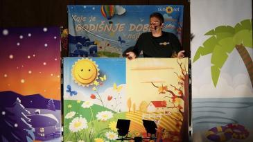 Predstava za djecu ove srijede u Kostreni