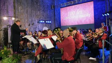 Sjajnim nastupom Spinčićeva muzika proslavila prvih 100