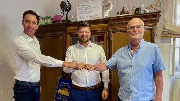Potpisan ugovor o suradnji Kastva, Opatije i MIK- a
