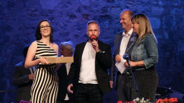 Karla Pupis osvojila kastavsku publiku na 17. ČAnsonfestu