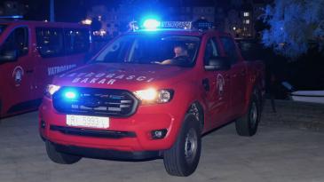 Bakarski vatrogasci predstavili novo interventno vozilo