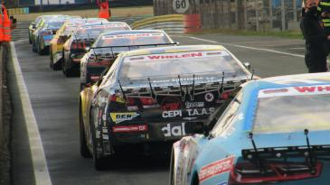 Favoritima prve nascar utrke na Automotodromu Grobnik