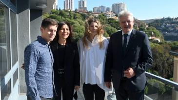 Antonio Franko i Laura Štefanac veliki poticaj i uzor